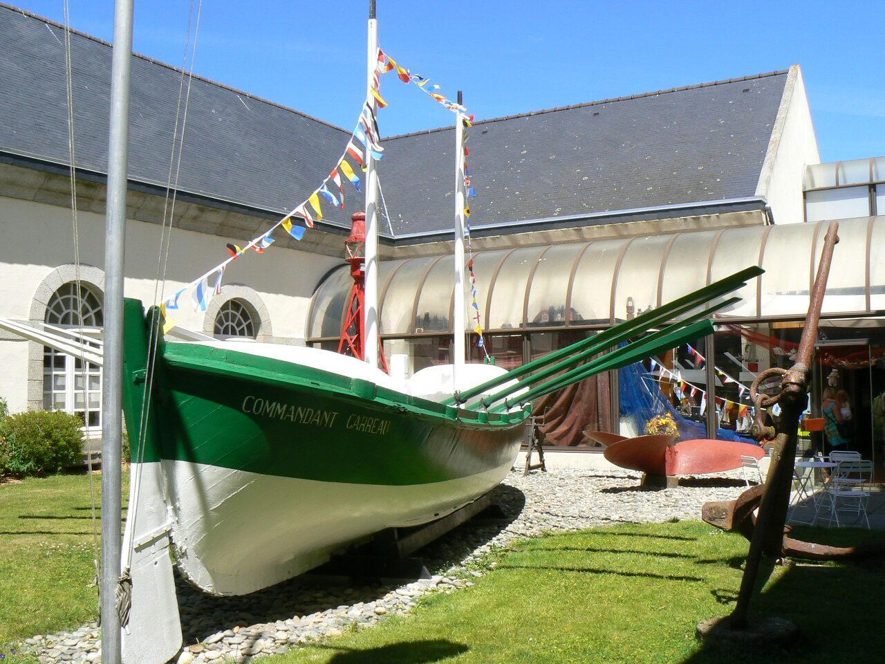 Musée de la pêche