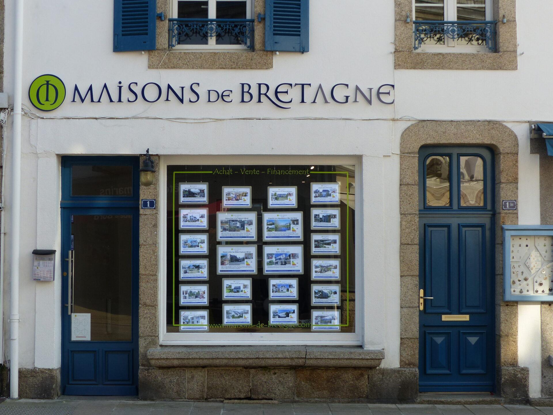 Maisons de Bretagne