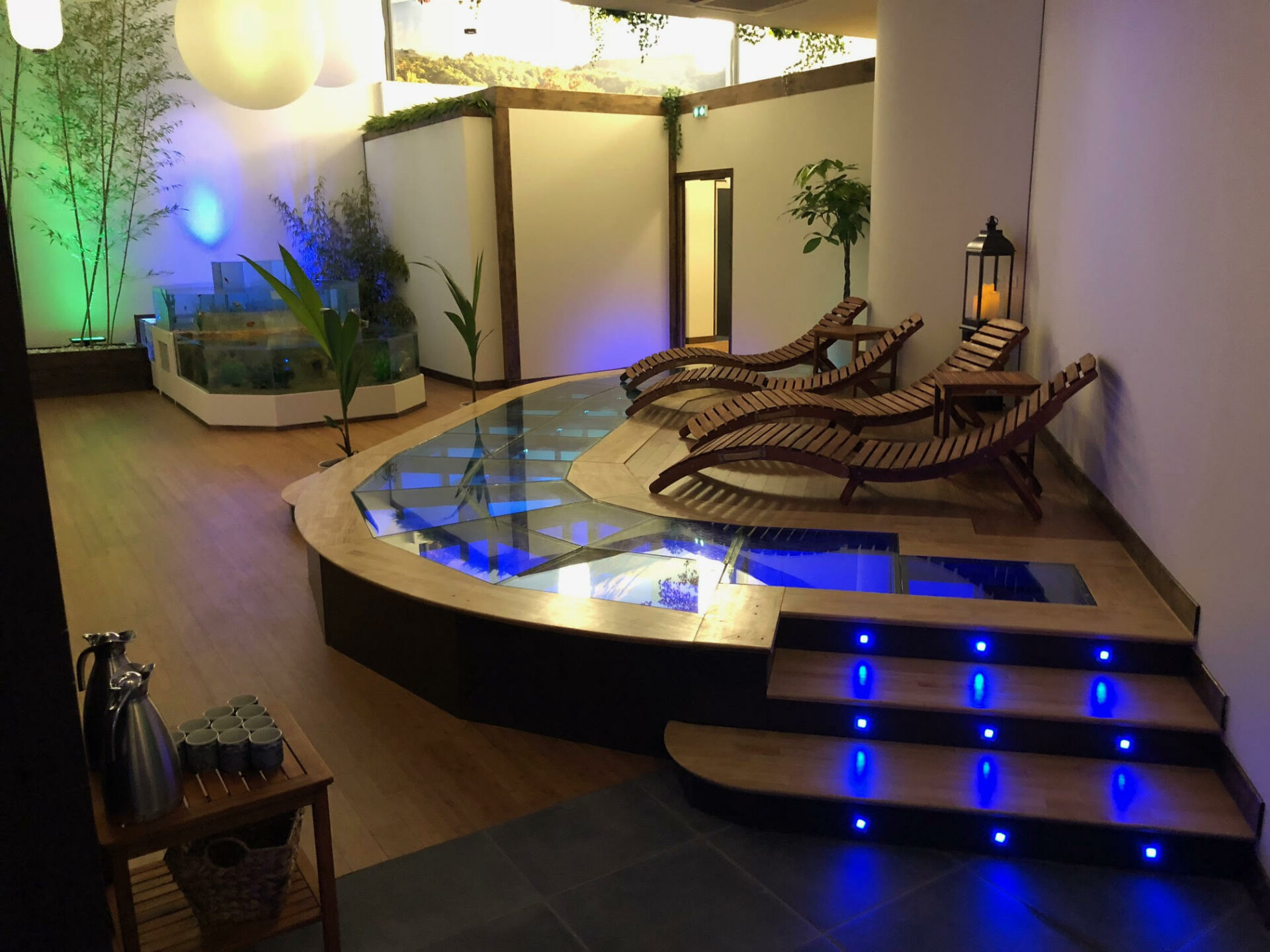 Blue Bamboo Concept Spa