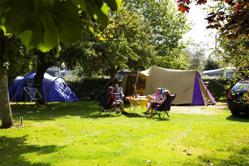 Camping Le Vieux Verger