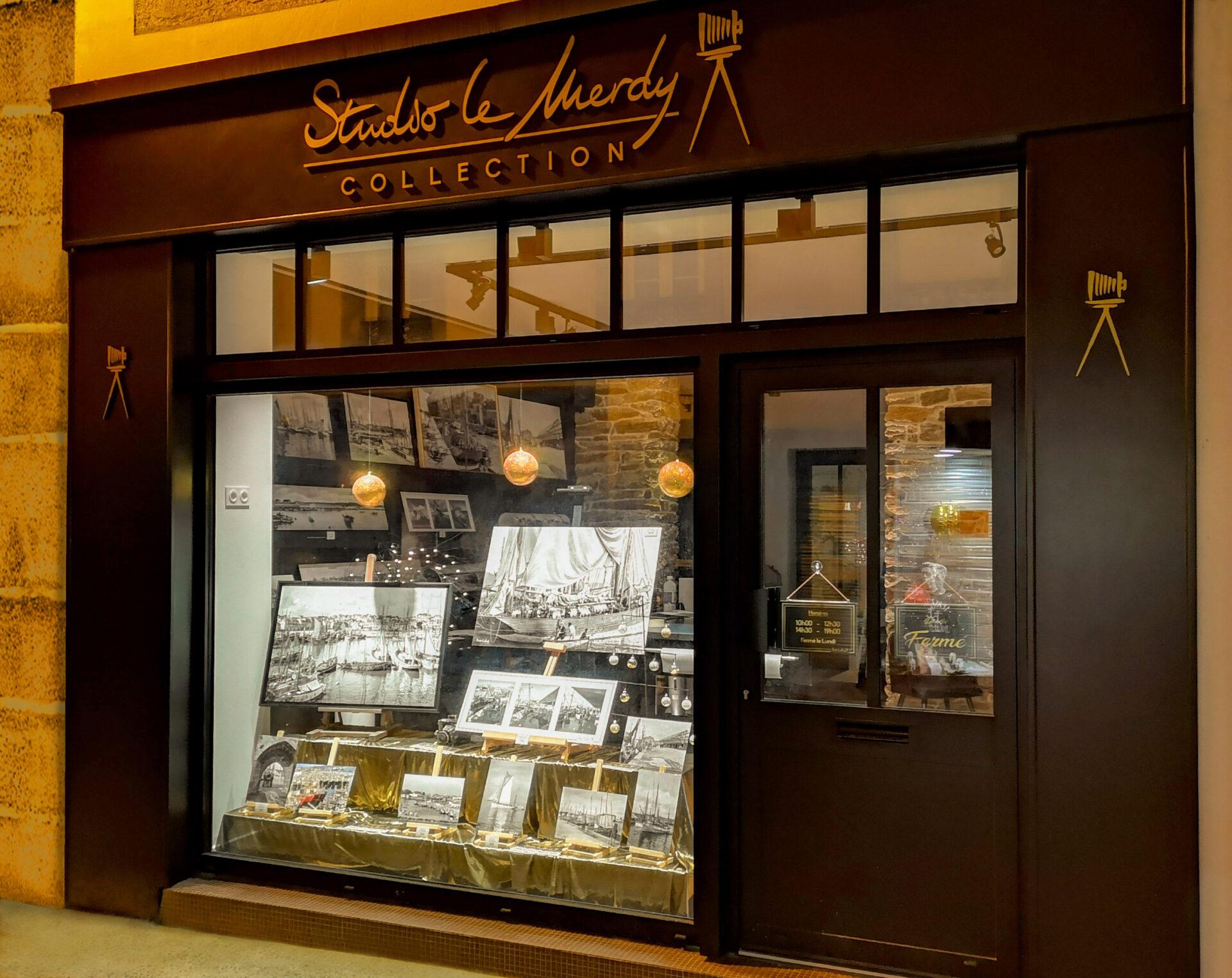 Studio Le Merdy Collection