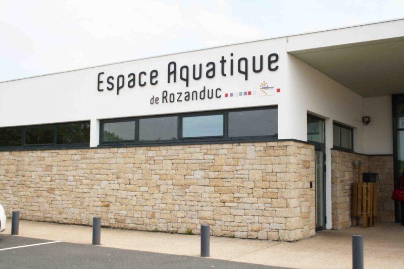 Espace aquatique du Rozanduc