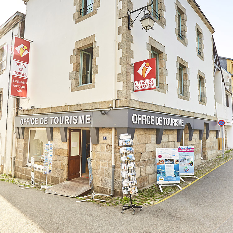 Tourist Office of Pont-Aven