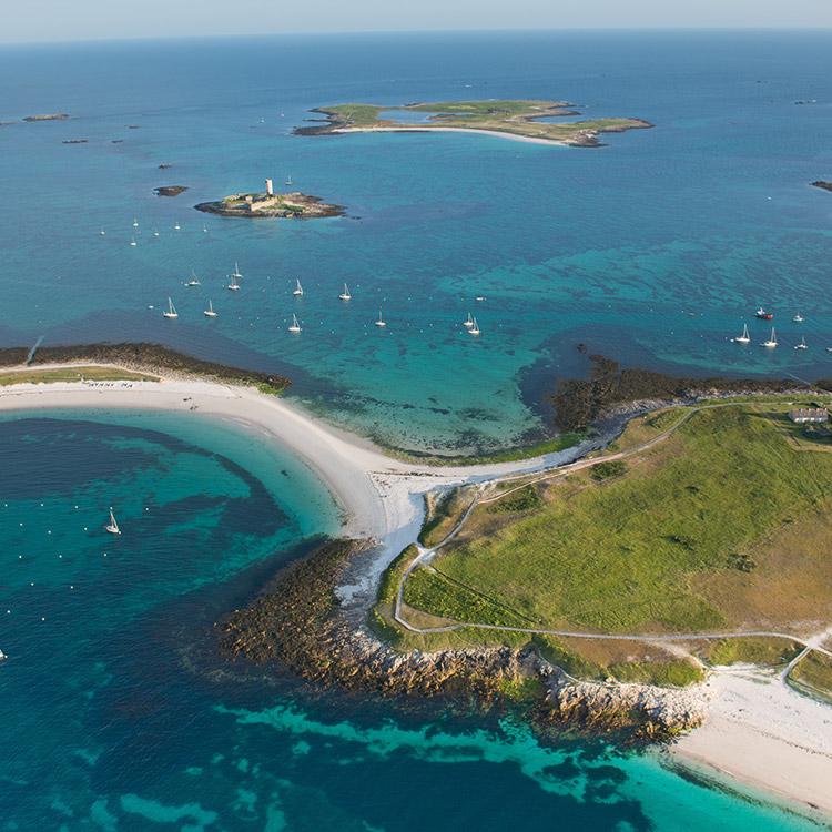 Découvrir la côte et les îles