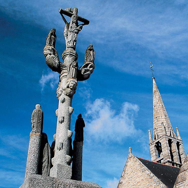 L'église Saint-Amet de Nizon