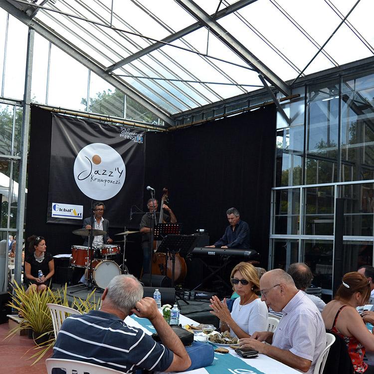 Le festival Jazz'y Krampouezh