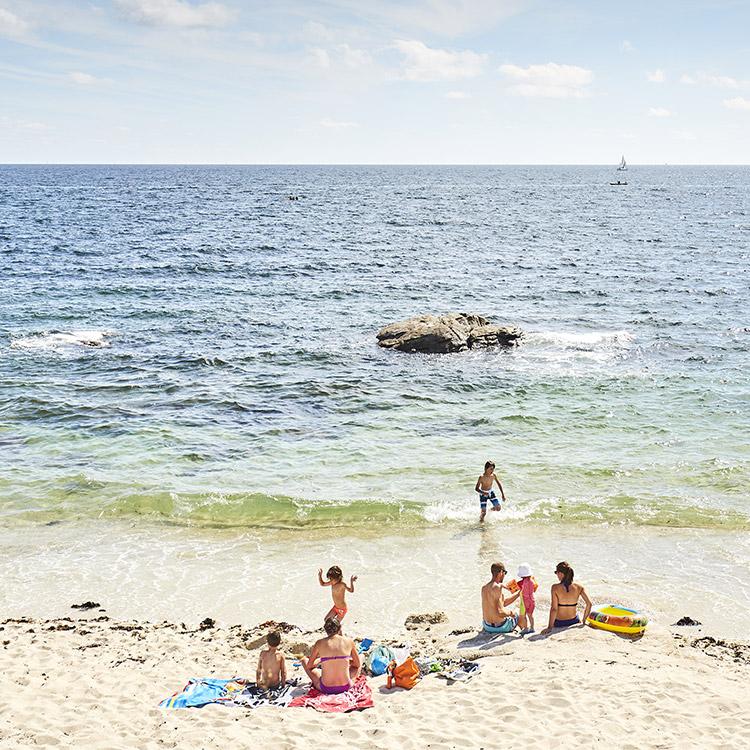 Les plages de Bretagne