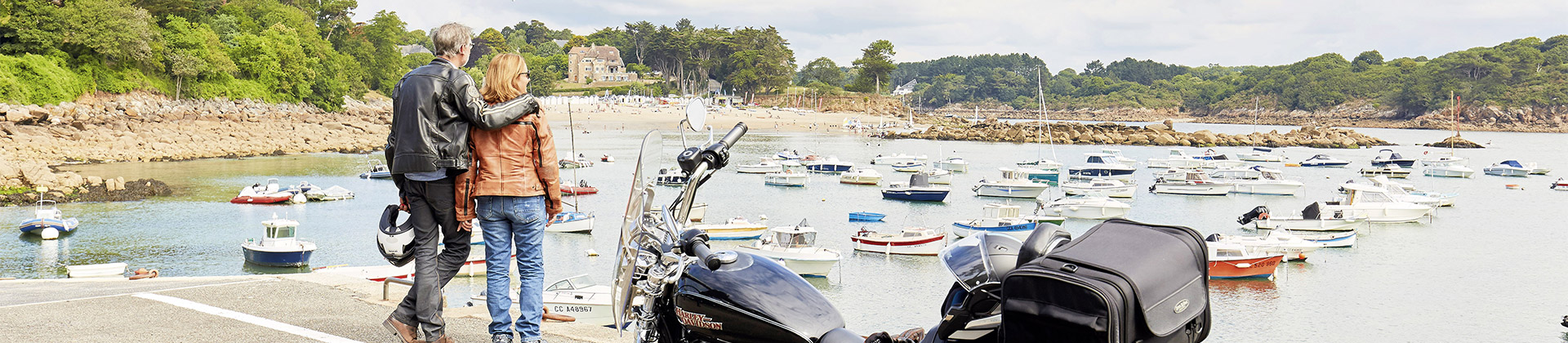 Turnkey break in Brittany