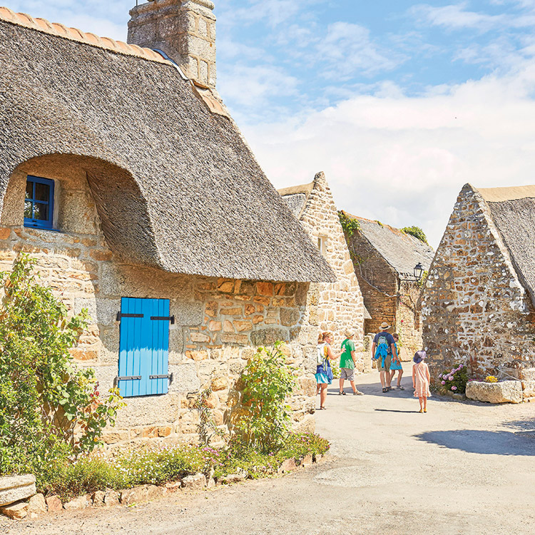 Lovely villages
