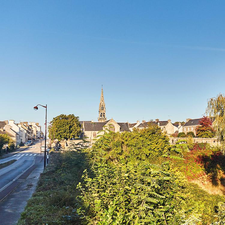 Visit Saint-Yvi