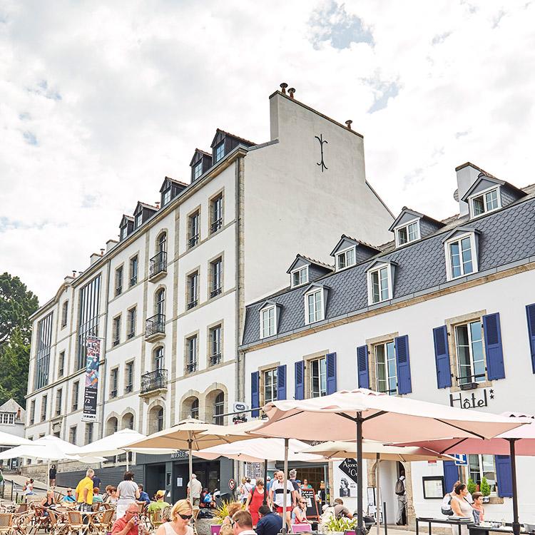 La visite guidée couplée Ville et Musée de Pont-Aven