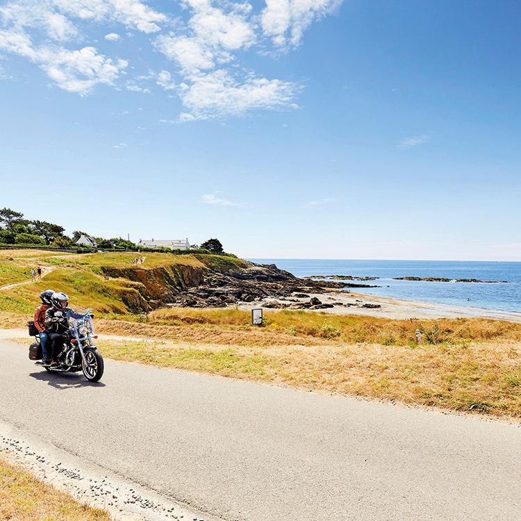 Le séjour moto «Evasion en casque»