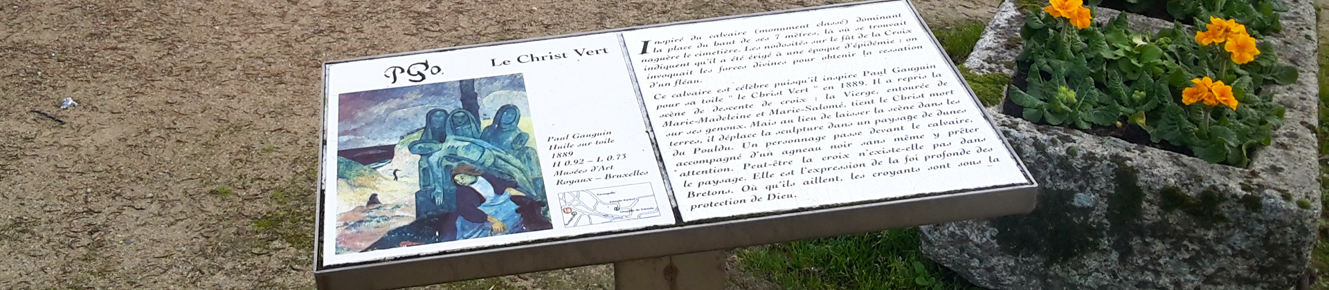 Le Christ vert, œuvre de Paul Gauguin