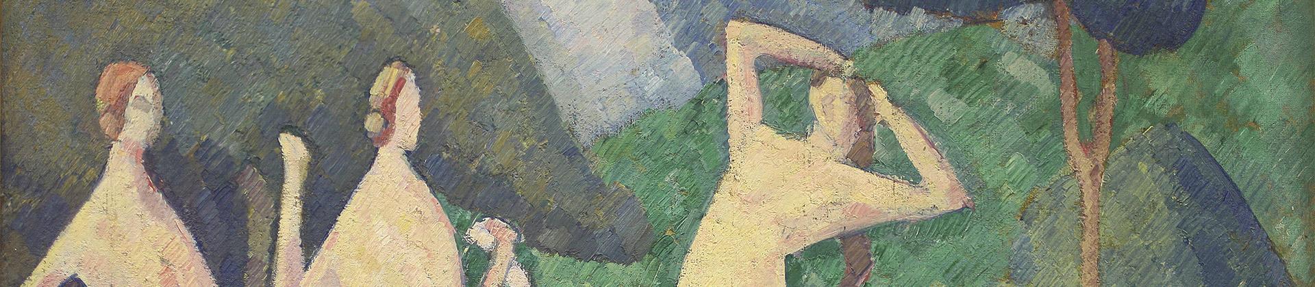 Emile Bernard, son parcours artistique à Pont-Aven