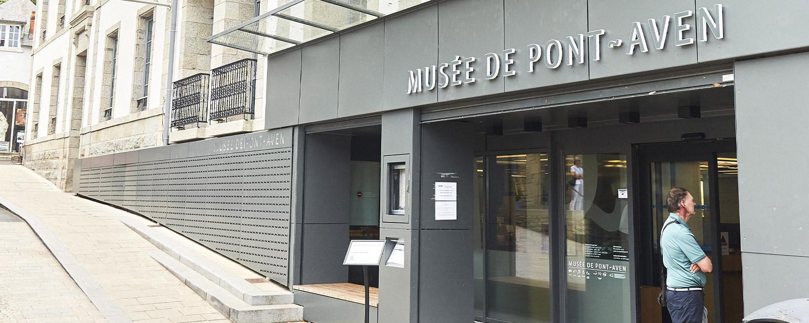 le musée place Julia