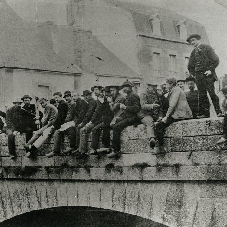 Les peintres et Pont-Aven