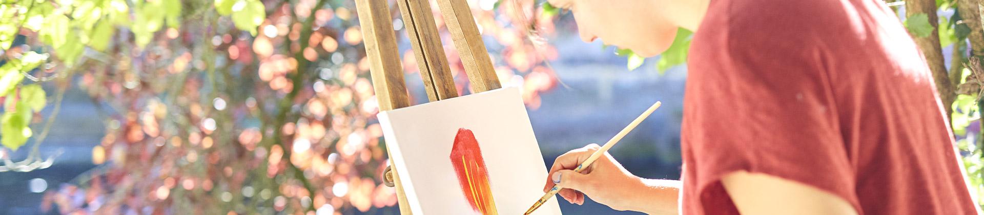 Cours, stages et initiations artistiques