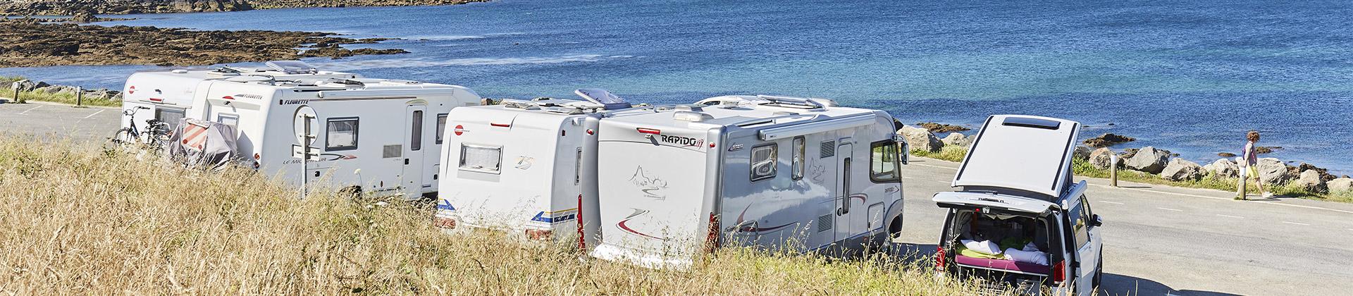 Les aires de camping-cars