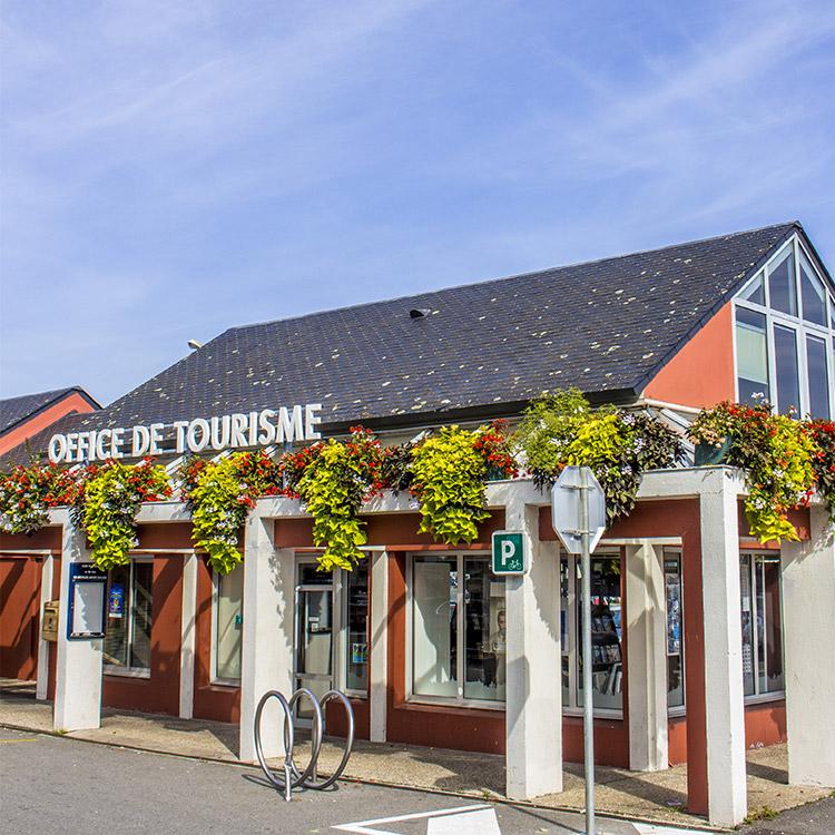 Le bureau d'information touristique de Concarneau