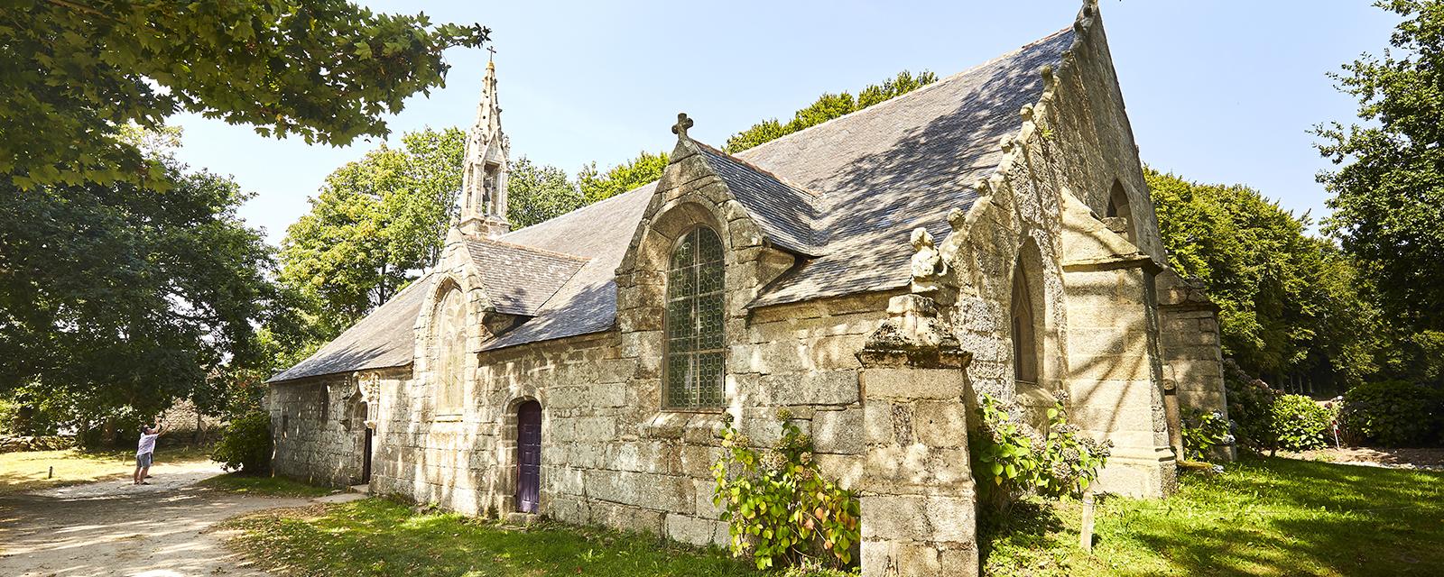 La chapelle de Trémalo à Pont-Aven