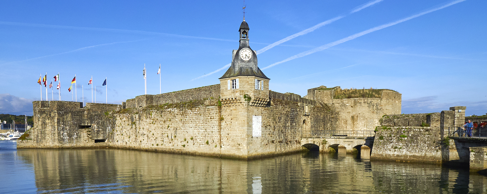 The citadel of Concarneau