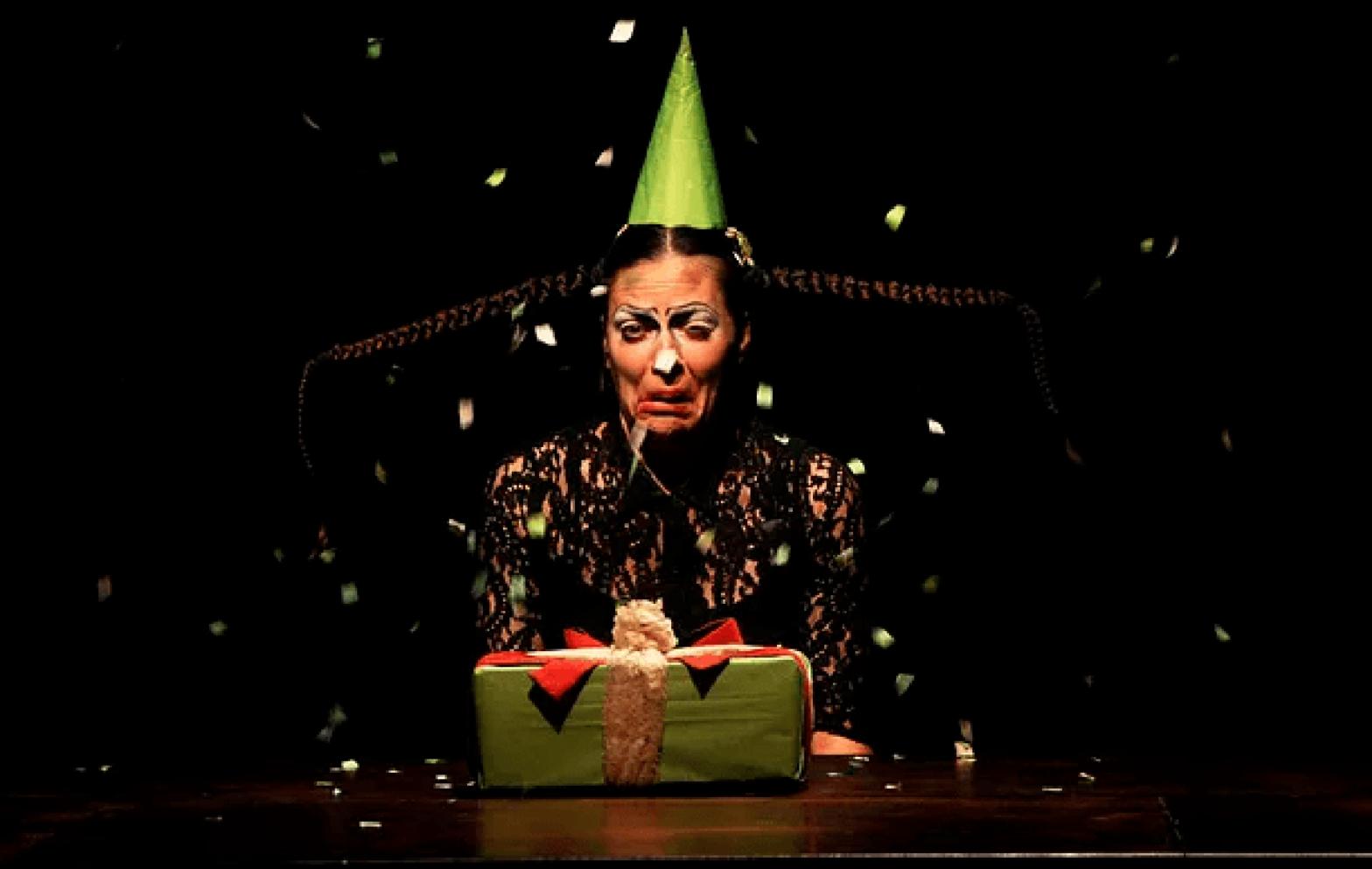 """Cirque-théâtre """"Le jardin"""""""