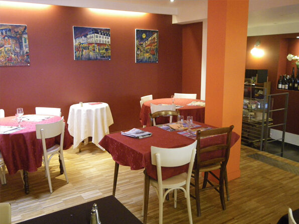 Hôtel – Restaurant Les Océanides