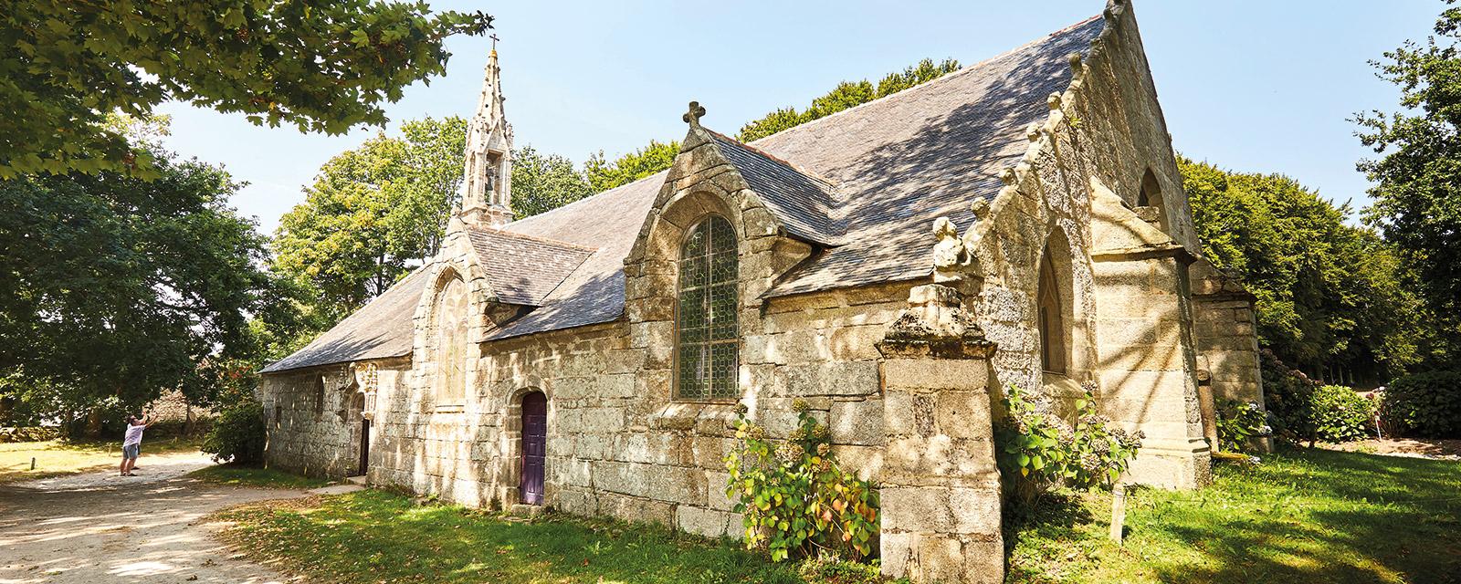 La chapelle de Trémalo