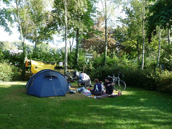 Camping des 3 Etangs