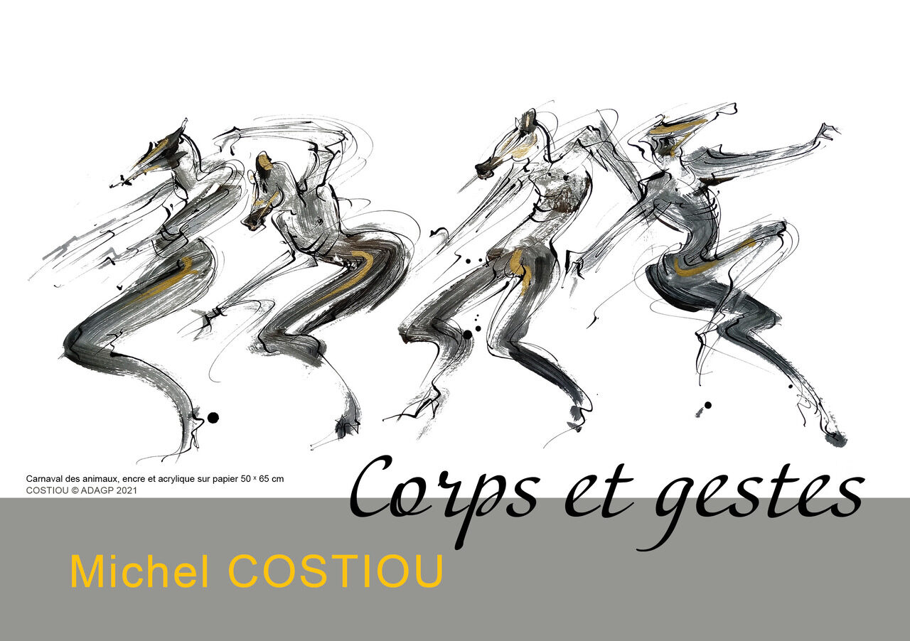 Exposition Corps et Gestes