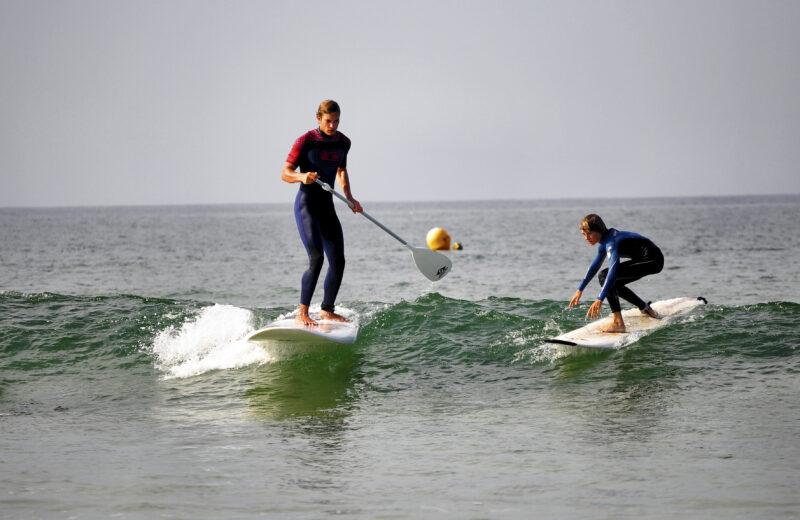 Ecole de Surf ESF