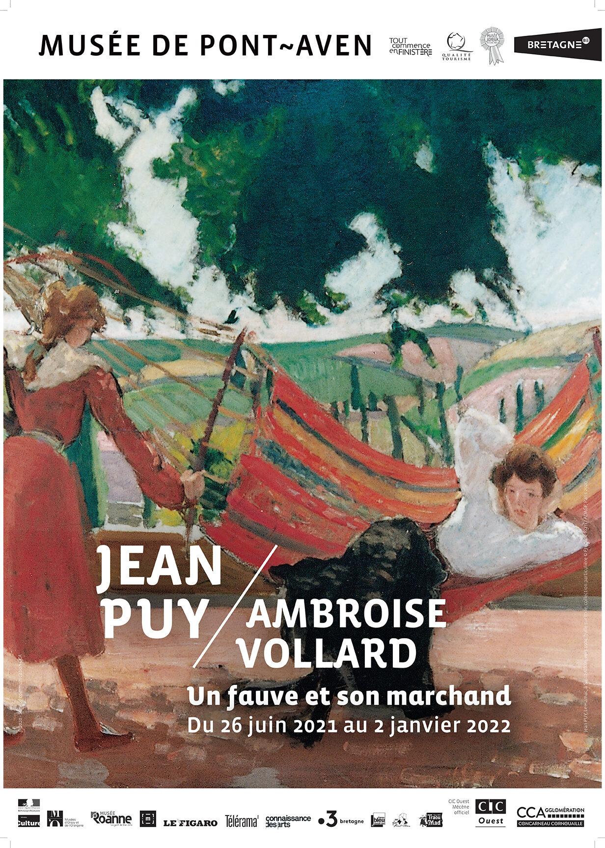 Exposition Jean Puy / Ambroise Vollard – Un fauve et son marchand