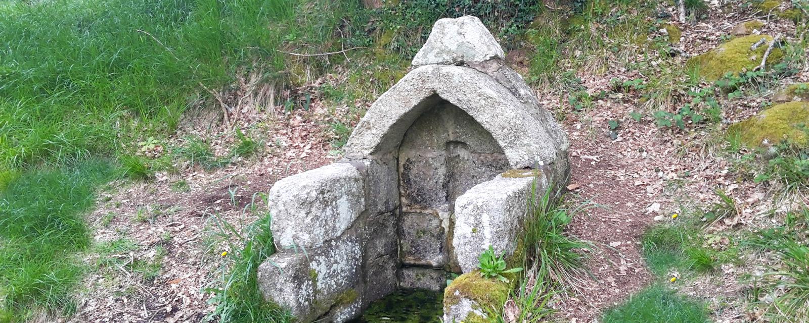 La fontaine de Trémorvezen