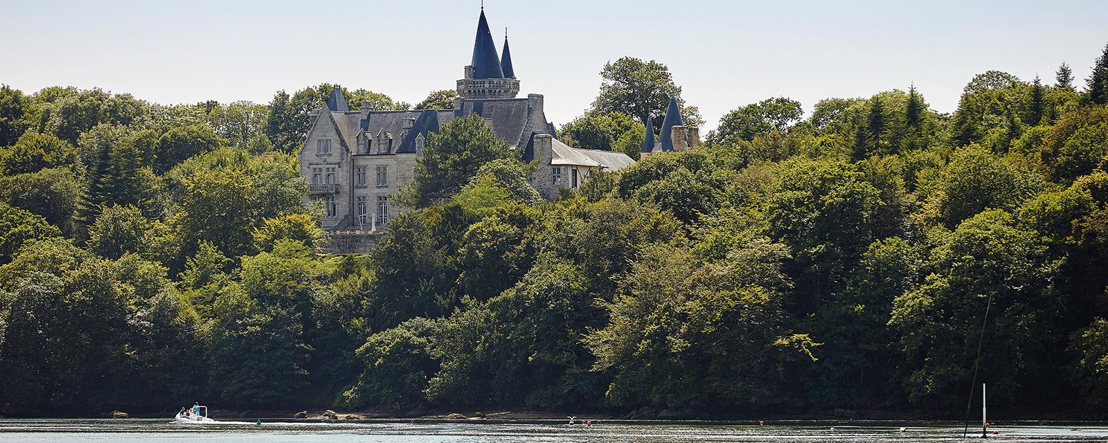 La chateau du Hénan
