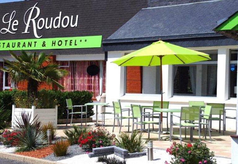 Hôtel – restaurant  Le Roudou