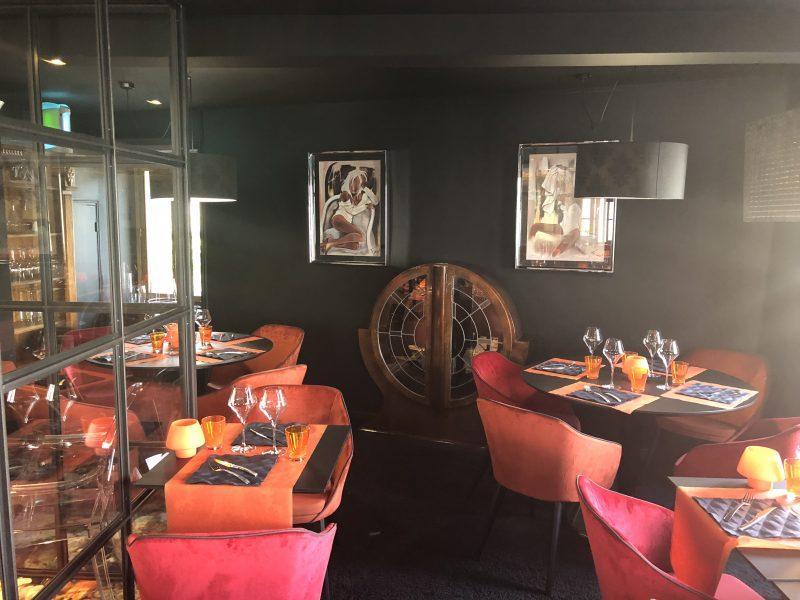 Bar-Restaurant Le Café Noir