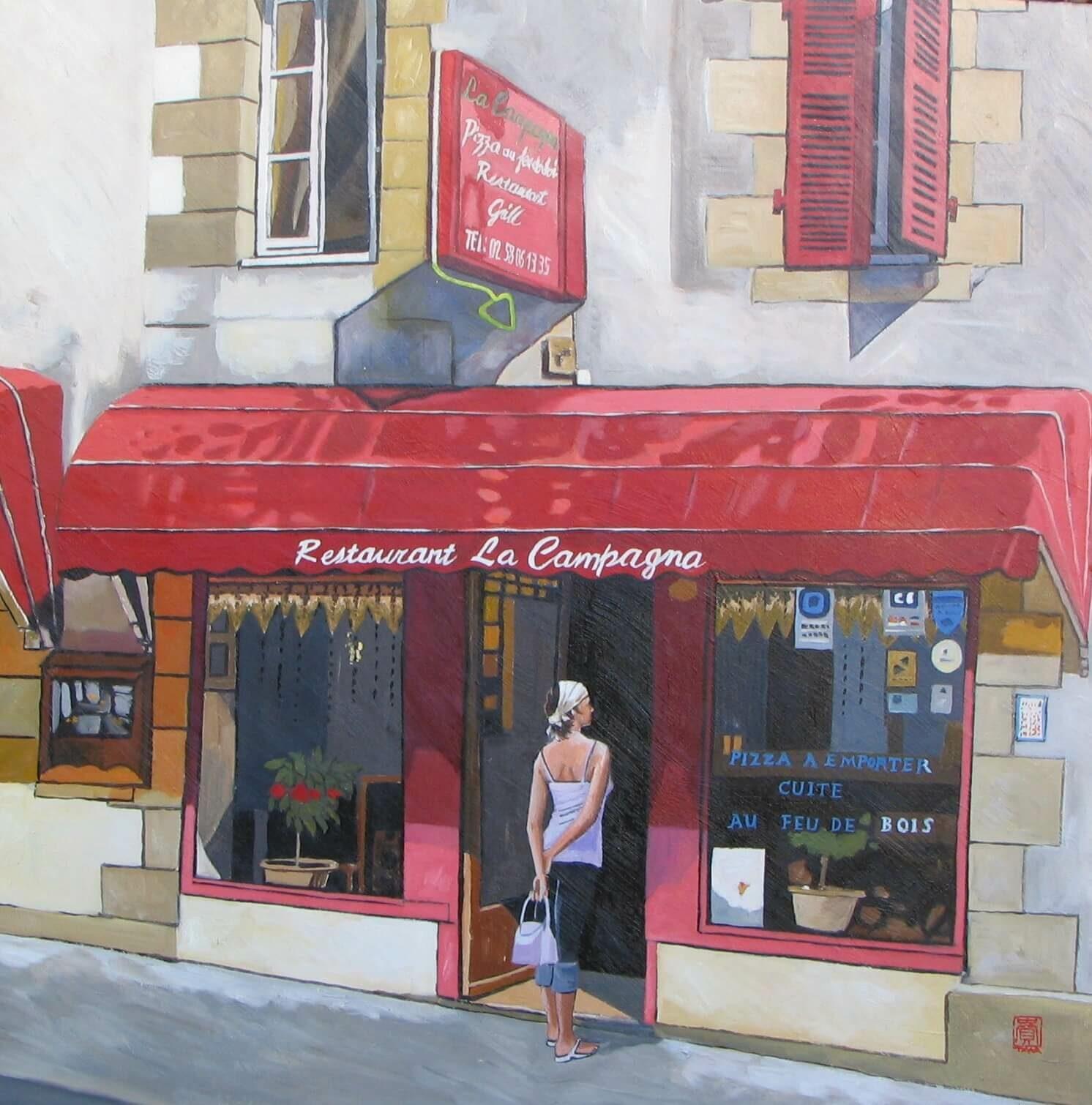 Restaurant La Campagna