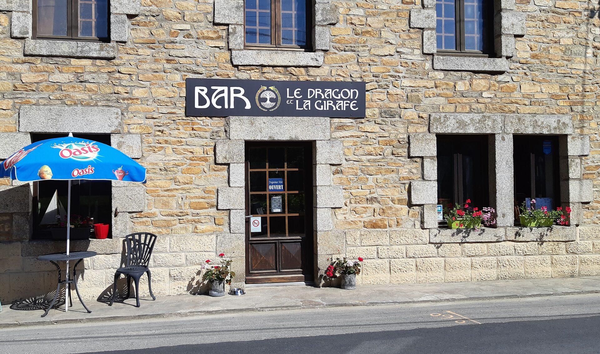 Bar Crêperie Le Dragon et la Girafe