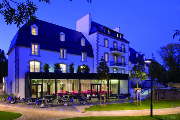 Le Domaine de Pont-Aven – Art Gallery Resort