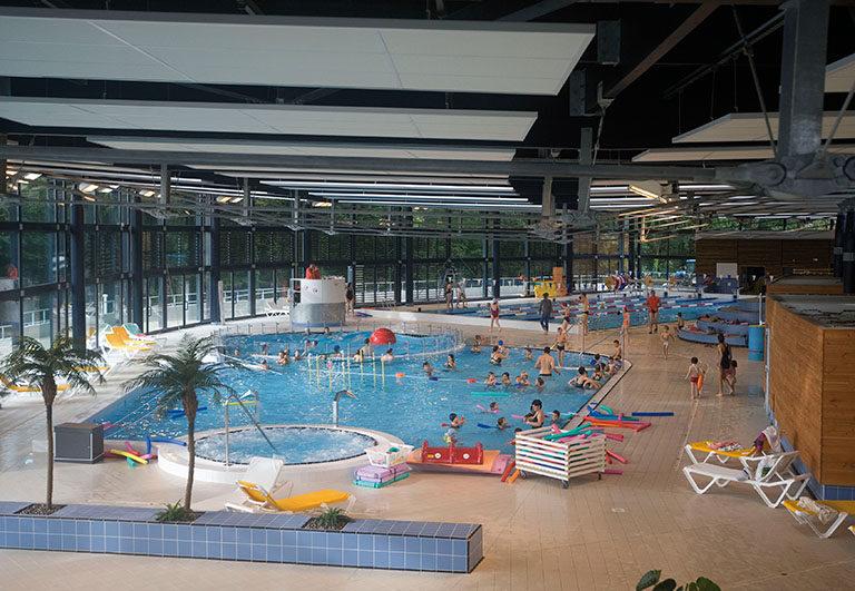 Centre aquatique Aquapaq Quimperlé/Scaër