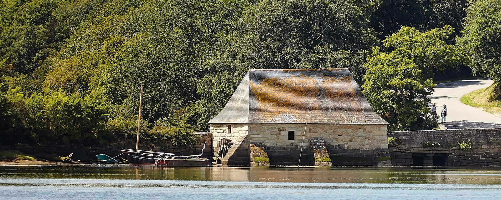 Le Moulin à marée