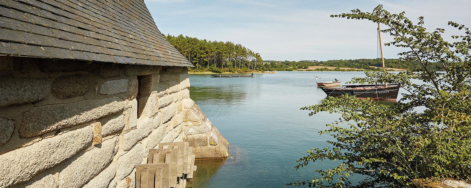 Le moulin à marée du Hénan