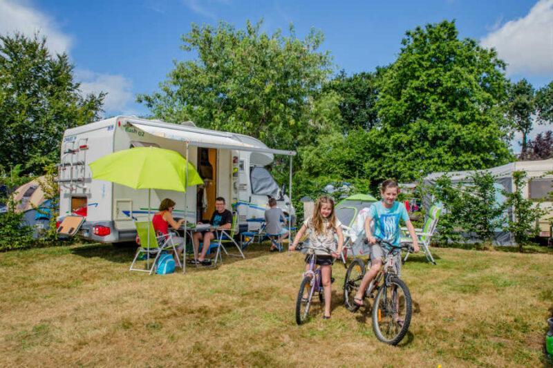 Camping Le Domaine de Pendruc