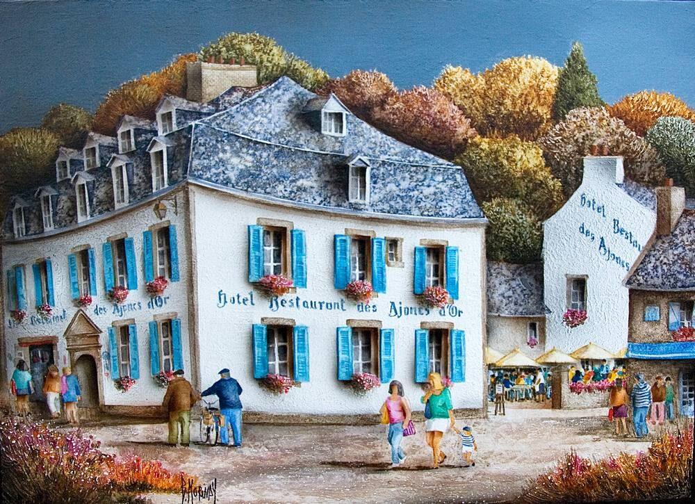 Restaurant Les Ajoncs d'Or