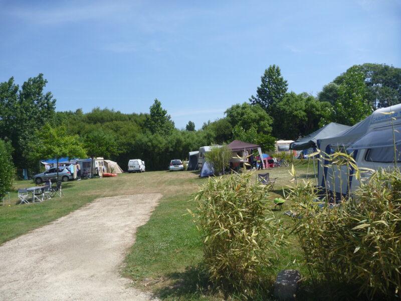Camping Le Suroît