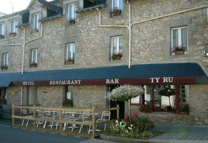 Hôtel – restaurant Ty Ru